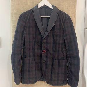 Kolor-japan multi button front jacket